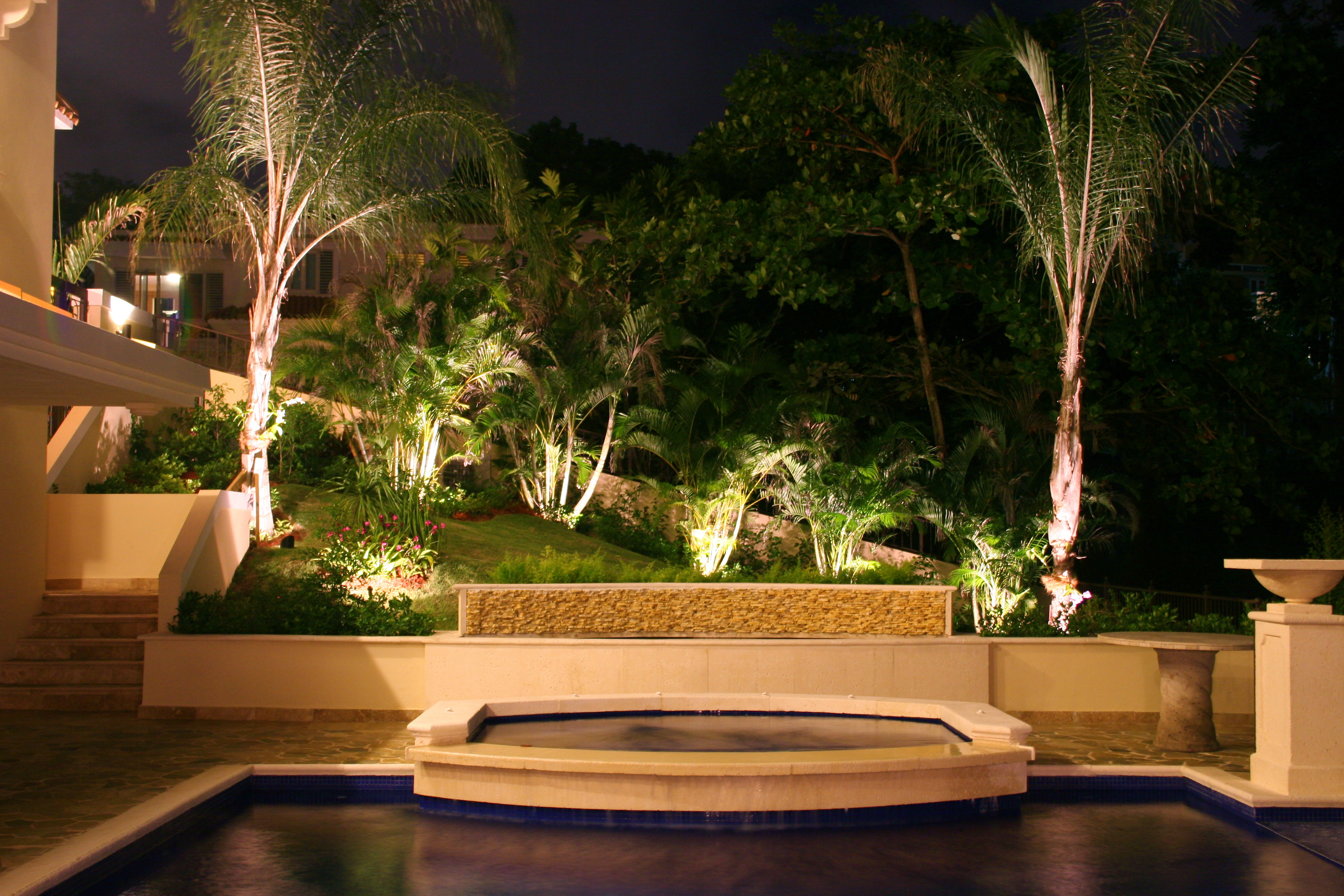 outdoor lighting perspectives of clearwater tampa bay