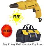Rotary Drilling Machine 550w