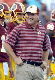 Redskins Head Coach Jay Gruden.