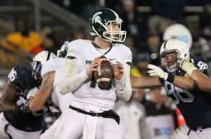 Spartans Quarterback Connor Cook