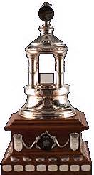 "The Vezina trophy, given every year to the goalie who is  ""adjudged to be the best at this position"""