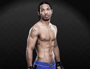 Benson Henderson of the UFC.