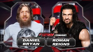 Will Daniel Bryan be able to overcome the odds again and vie for the WWE World Heavyweight Title at Wrestlemania, or will the chosen one Roman Reigns send Bryan back to the drawing board?