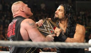 Lesnar will reign this coming Sunday