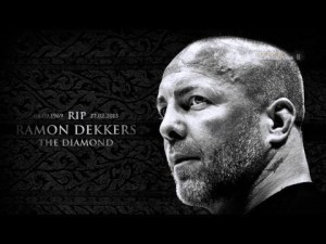 The great Ramon Dekkers had quite an influence on Bas