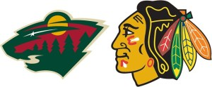 Blackhawks-v-Wild