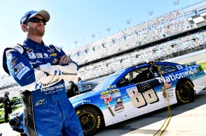 14-22 February, 2015, Daytona Beach, Florida USA Dale Earnhardt Jr © 2015, Nigel Kinrade NKP