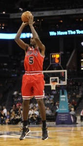 NBA: Preseason-Chicago Bulls at Charlotte Hornets