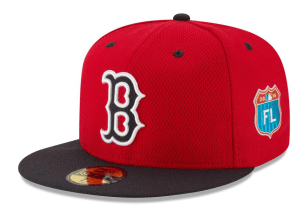 red sox ST hat