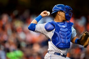 MLB: OCT 24 World Series - Royals at Giants - Game 3