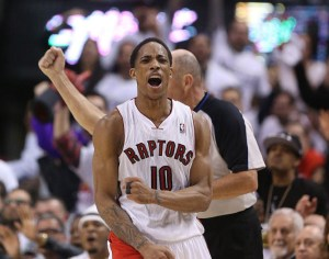 Toronto Raptors even up the series at one with a 100-95 win over the Brooklyn Nets in game 2 of their first round playoff series