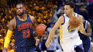 lebron vs curry