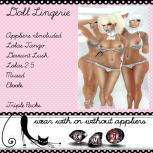 Doll - tutt fruity vendor - new