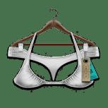 MoDANNA-[Lily-B-Collection]-White-VENDOR