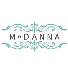 MoDANNA LOGO white