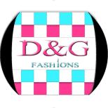 D&G FASHIONS NEW LOGO 2013 WHITE