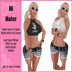 Jelly Hi Hater BW Ad