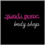 ._Panda Punx_. Store Logo (VL)