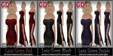 Lana Gown Exclusive LJ