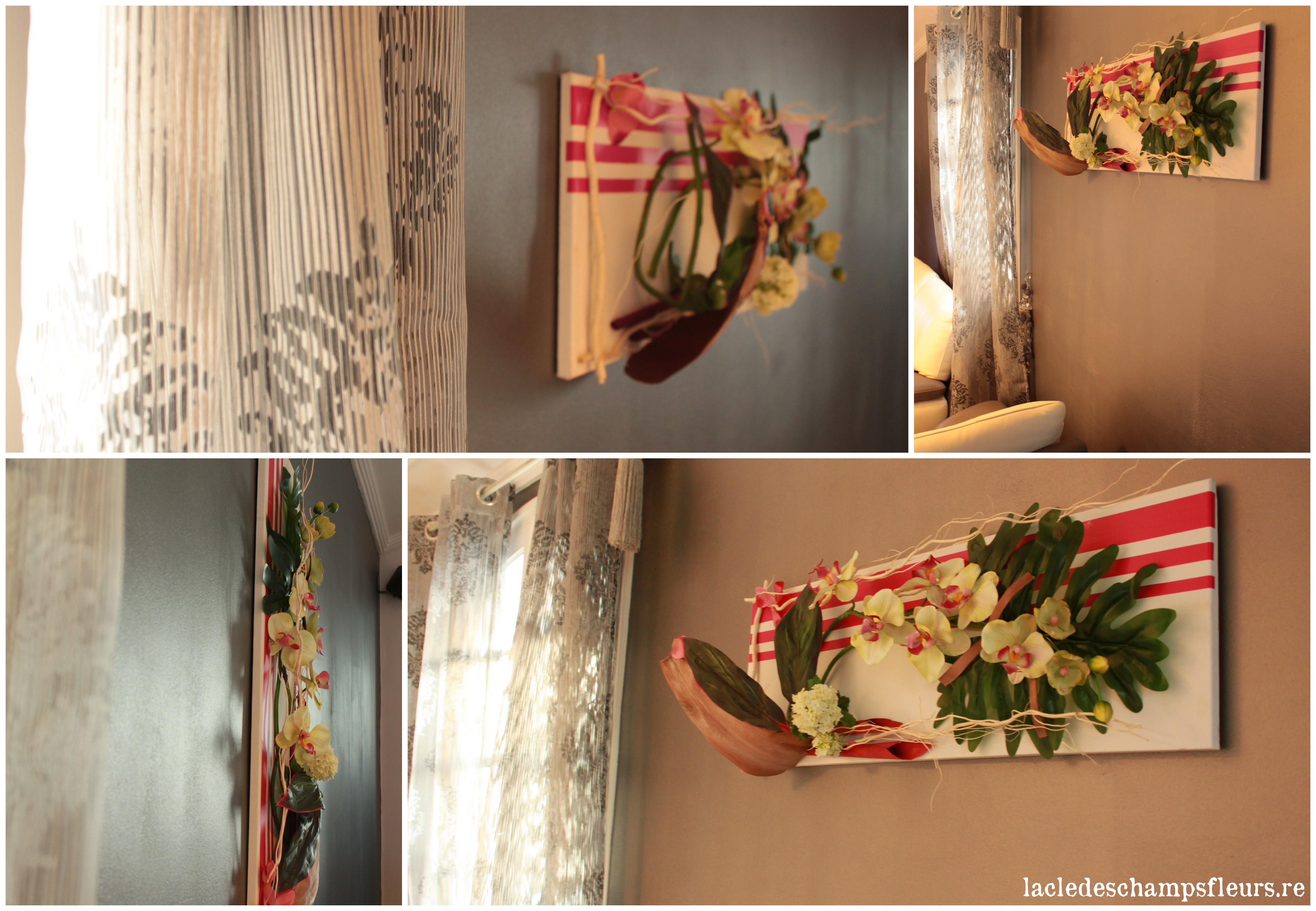Fleurissez Vos Murs Avec Le Tableau Floral La Cl 233 Des