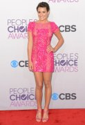 lea-michele-pink-dress-peoples-choice-awards