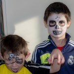 Exemple de maquillage garçons