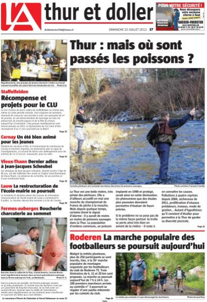 L Alsace Thur et Doller 22 Juillet 2012 page 17