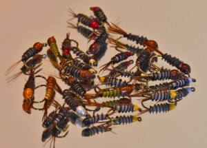 Assortiment pheasant tail