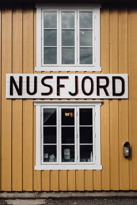 Nusfjord Norvège itinérance voyage