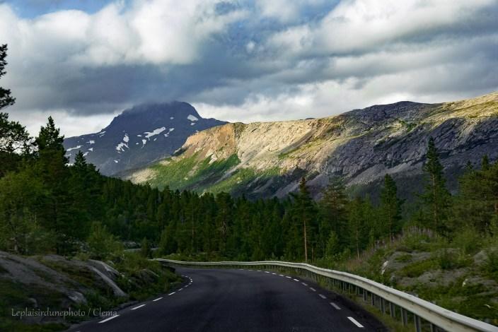Cercle polaire Norvège Van roadtrip