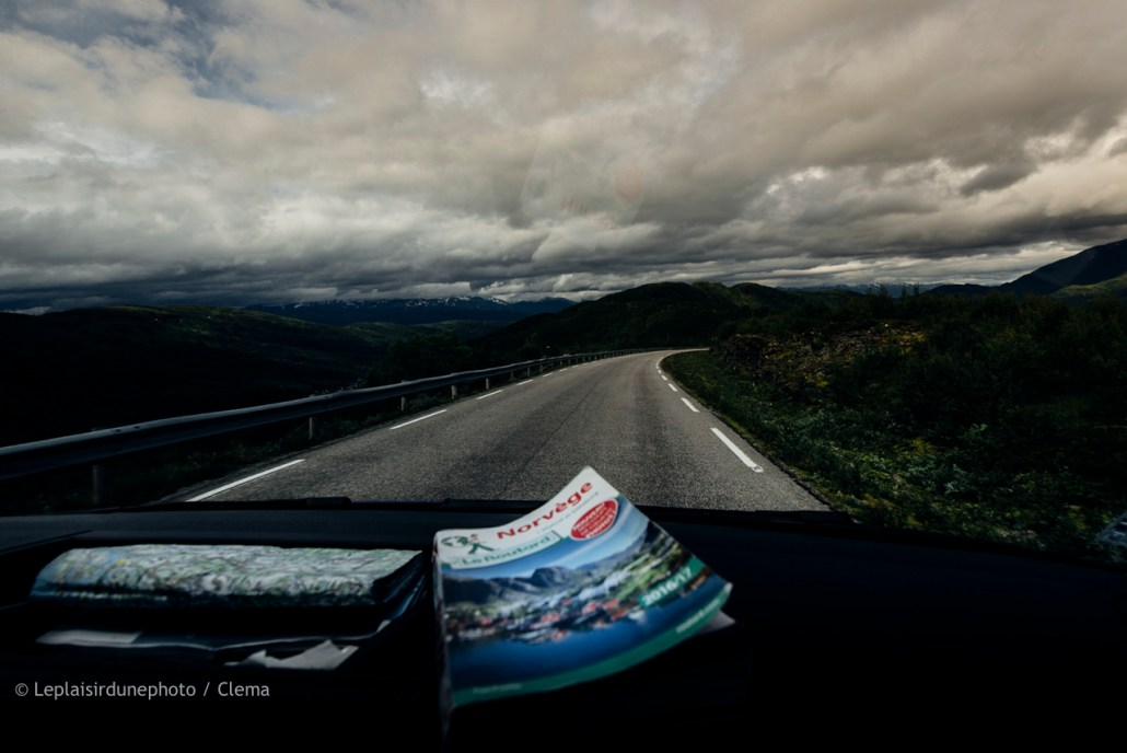 Norvège Van Sogndal voyage