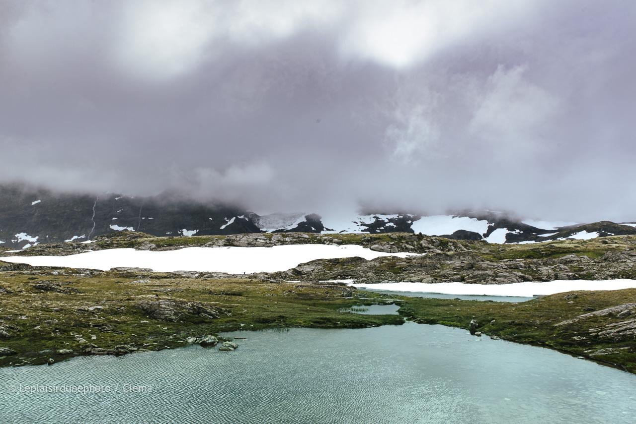 Geiranger Norvège Voyage Van