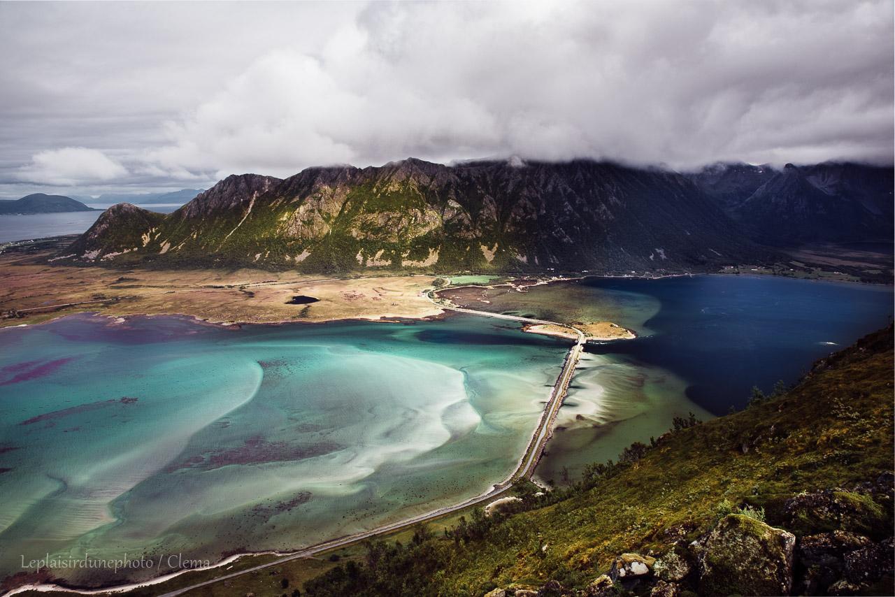 Matmora Norvège Van Voyage Randonnée