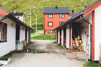 Van Norvège Cap Nord Freed Home Camper