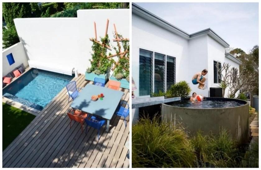 Piscine dans un petit jardin : idées et inspirations ...