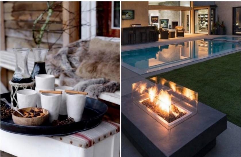 Habiller Et Equiper Sa Terrasse Pour L Hiver Blog Deco