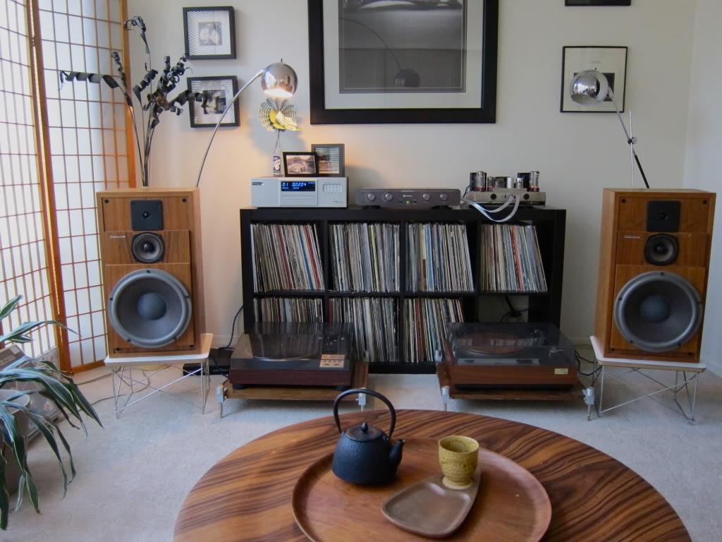 selection meuble vinyle rangement pour