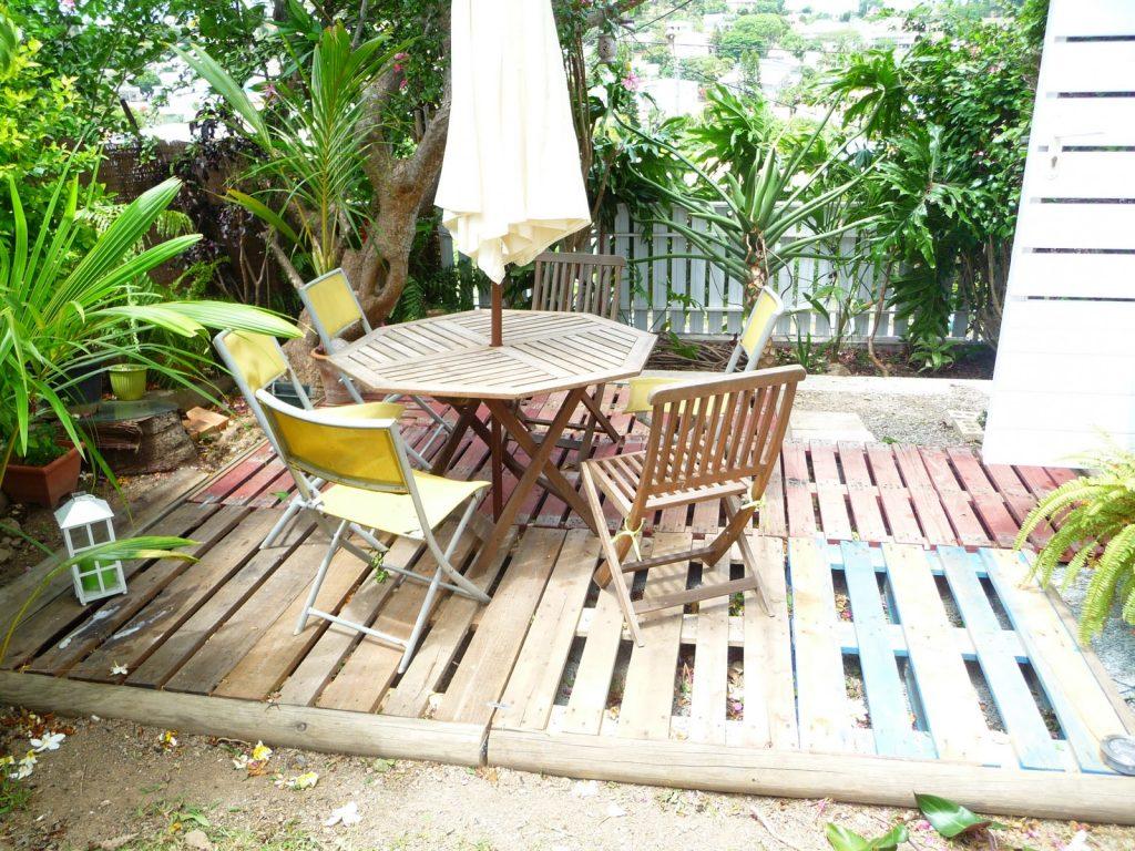 Faire Une Terrasse En Palette Blog Dco Clem Around The