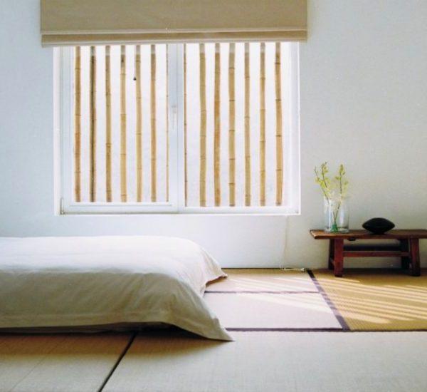 Comment cacher des fils lectriques mes 10 astuces d co clemaroundthecorner - Chambre japonaise zen ...