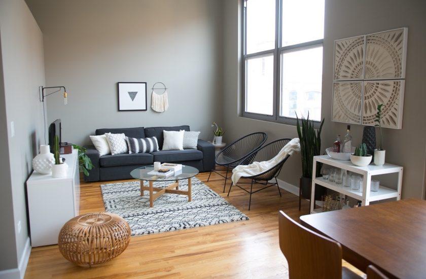 salon gris et blanc blog d coration d 39 int rieur clem around the corner. Black Bedroom Furniture Sets. Home Design Ideas
