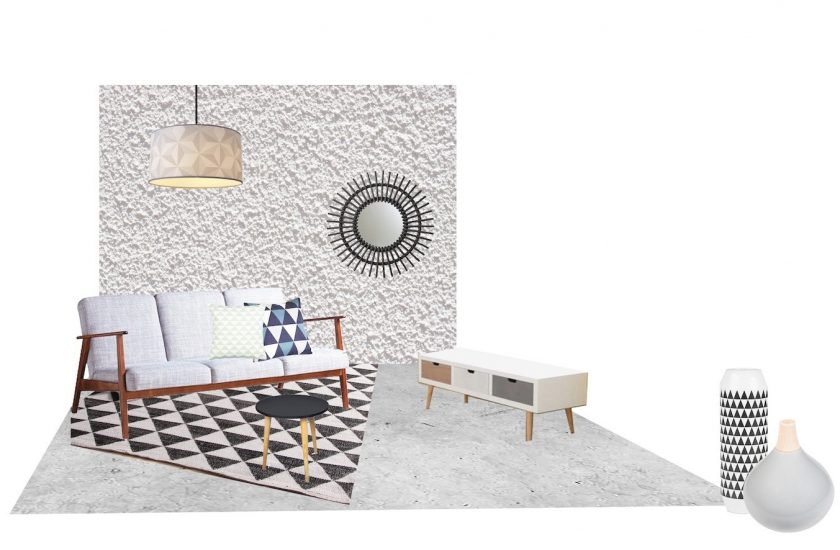 d co scandinave pas cher 3 salons moins de 1000 clematc. Black Bedroom Furniture Sets. Home Design Ideas