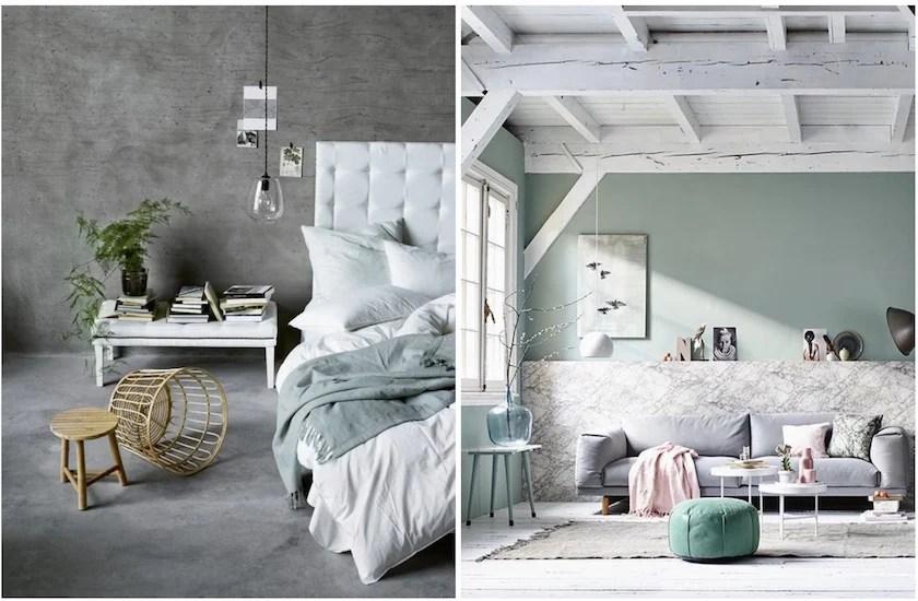fabulous tendance deco le gris vert blog deco clem around the corner with tendances dco