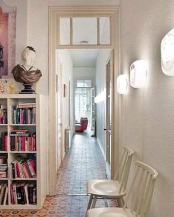10 Idées Pour Aménager Un Couloir étroit Blog Deco Clematcorner