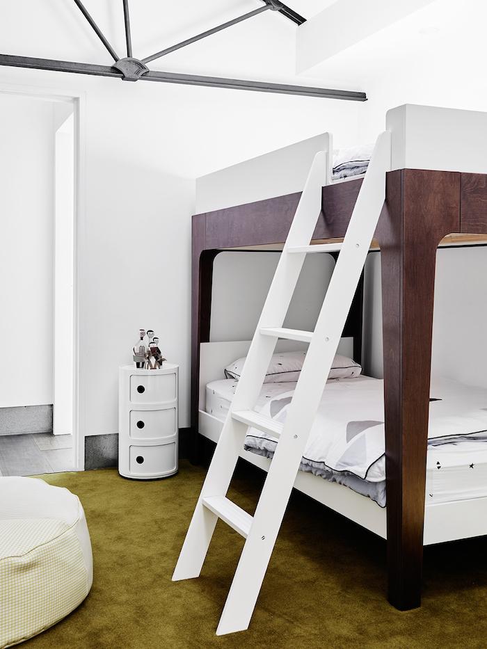 comment aménager une chambre enfant dans un loft cosy