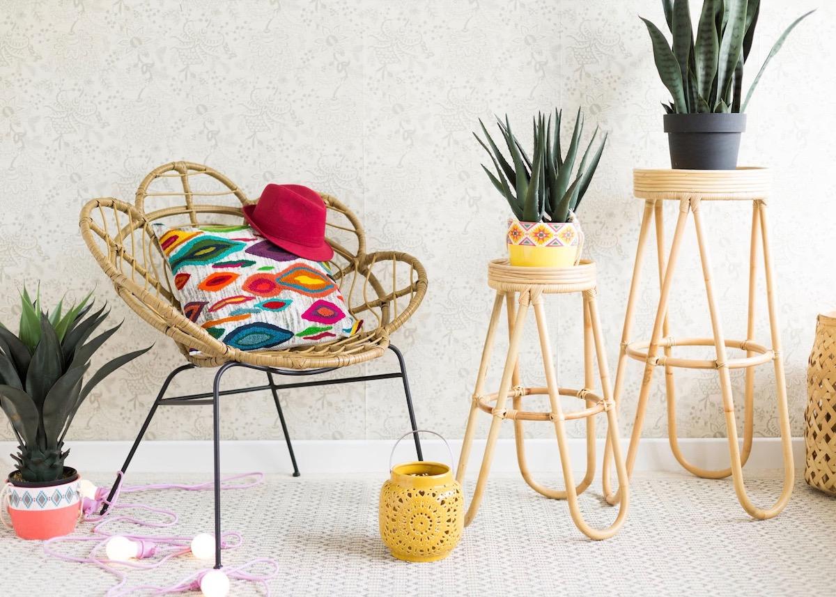 03175774a41bd fauteuil en forme de fleur osier rotin jardin osier