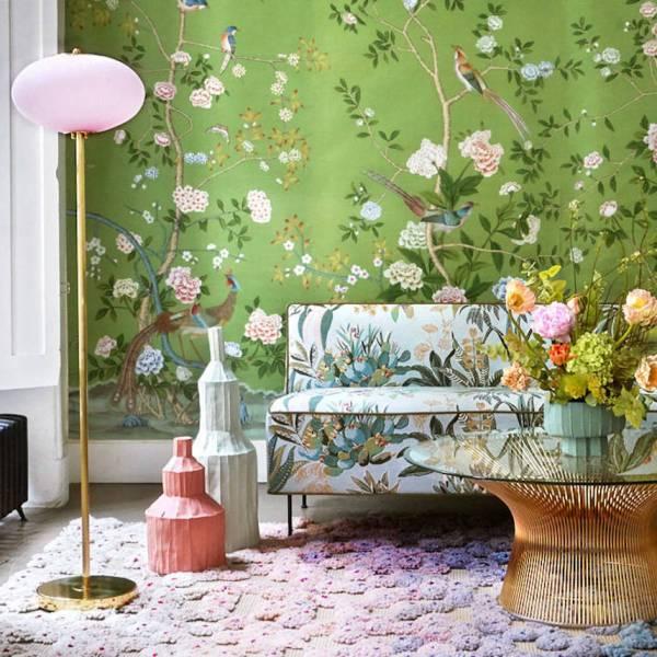 deco fleurie printemps fleurs blog deco clem around the corner decoration design