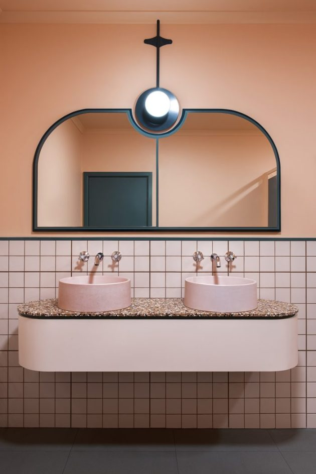 Best Salle De Bain Art Deco Paris Pictures - House Design ...