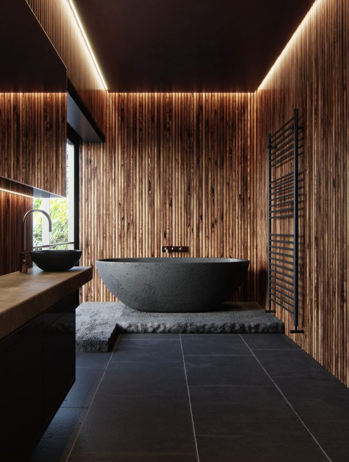Salle de bain theme nature : 20 idées waouh ! - Clem Around The Corner
