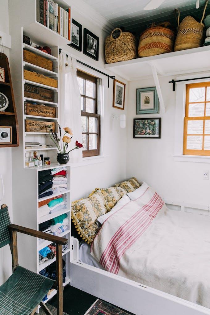Optimiser le rangement de la chambre : conseils - ClemAroundTheCorner