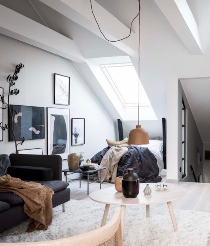 Appartement design suédois - Blog Déco - Clem Around The Corner